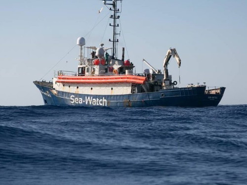 Caso Sea Watch: L'Huffington Post intervista il Segretario Esecutivo della ...